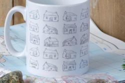 Mountain-Bothy-Mug-with-map-and-compass-Scottish-Lifestyle-Product