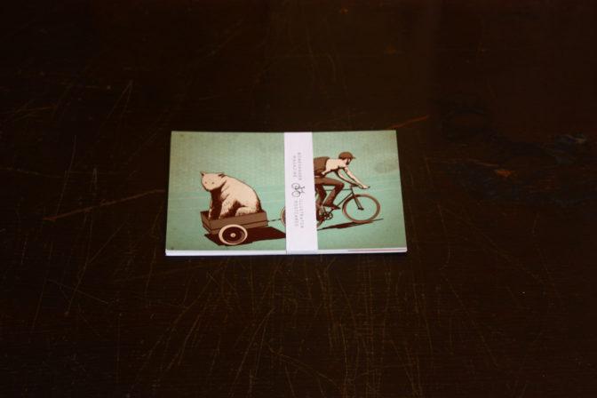 Boneshaker postcard set 1