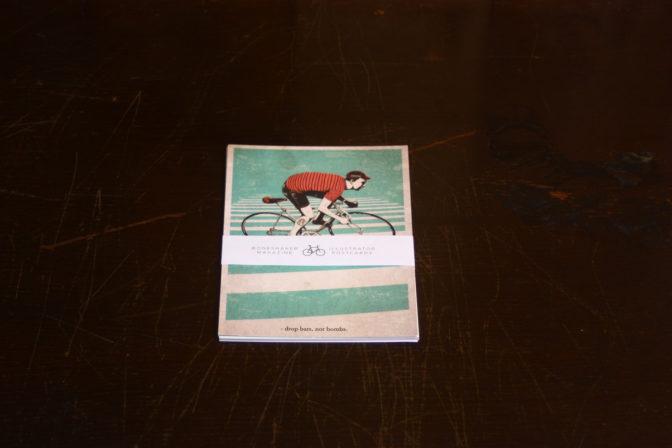 Boneshaker postcard set 2