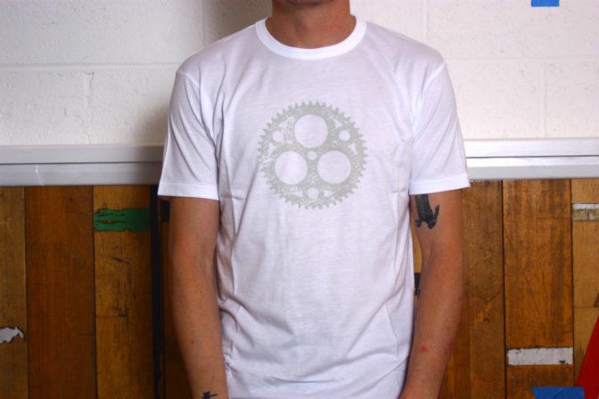 Cog t-shirt bamboo tee